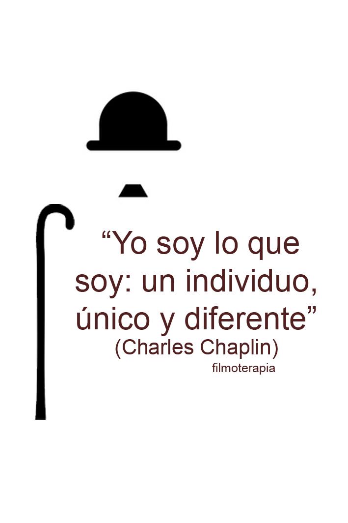 Frase de Charles Chaplin