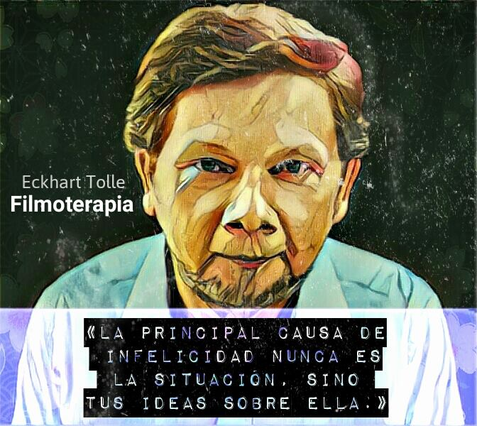 Eckhart Tolle. Frases. Citas