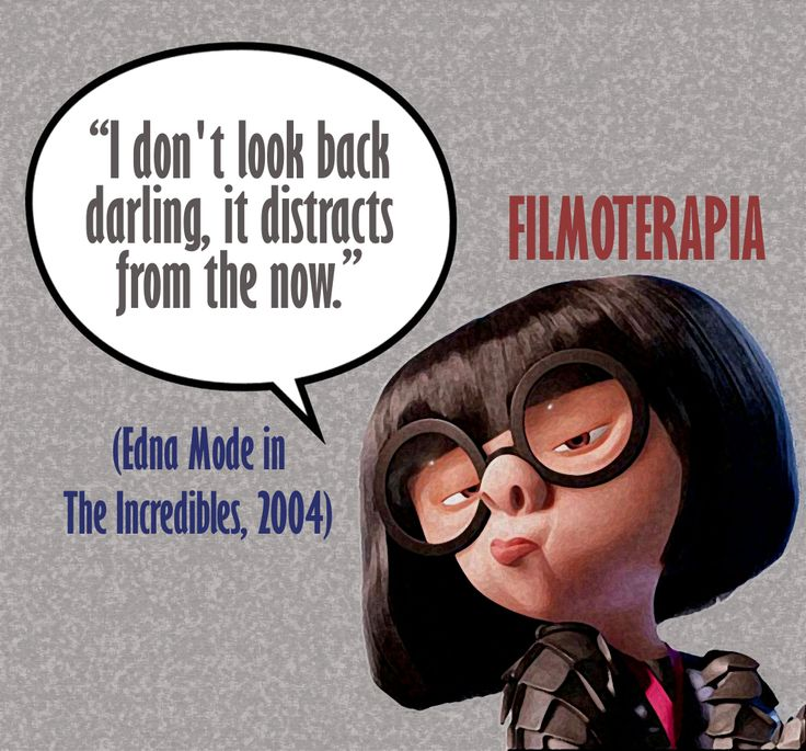 Edna Mode, The Incredibles - The now