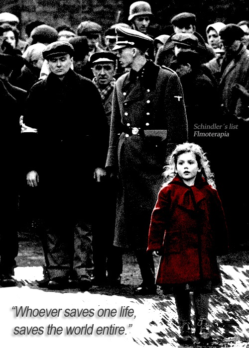 Schindler´s list - Whoever saves one life