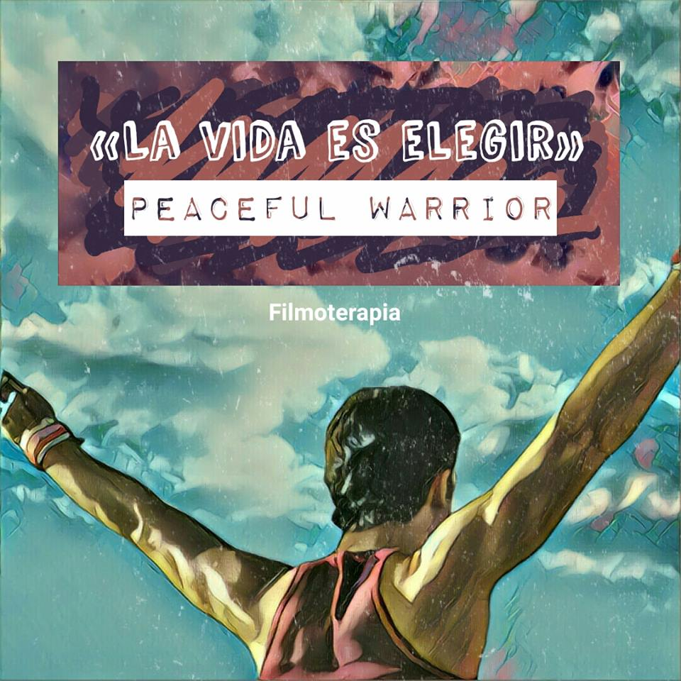 """La vida es sueño."" (El Guerrero Pacífico/Peaceful Warrior)"
