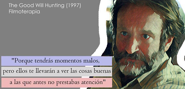 Frases Inspiradoras El Indomable Will Huntinggood Will